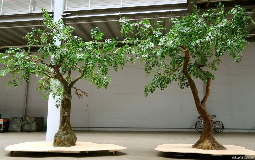 kunstb ume k nstliche b ume ohne fr chte hadjisky dekopflanzen. Black Bedroom Furniture Sets. Home Design Ideas