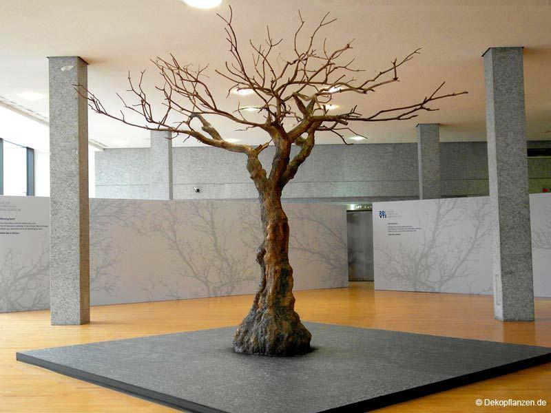 kahle kunstbäume ohne blätter › hadjisky dekopflanzen