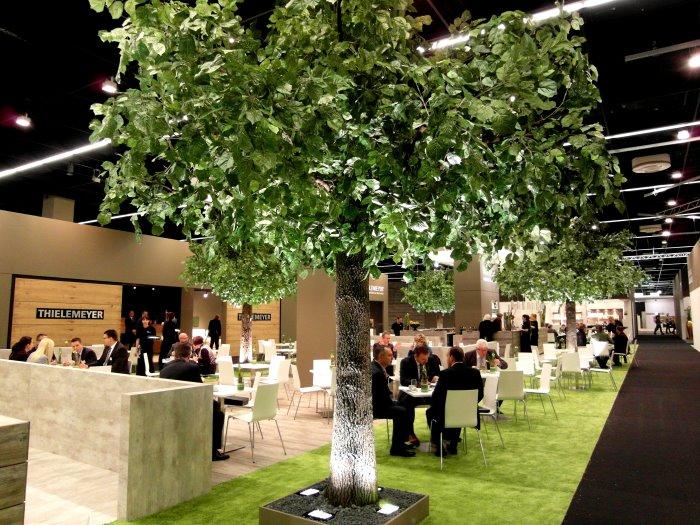 k nstliche linden kunstb ume hadjisky dekopflanzen. Black Bedroom Furniture Sets. Home Design Ideas
